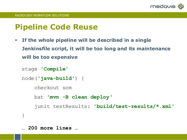 Delivery Pipeline as Code: using Jenkins 2 0 Pipeline