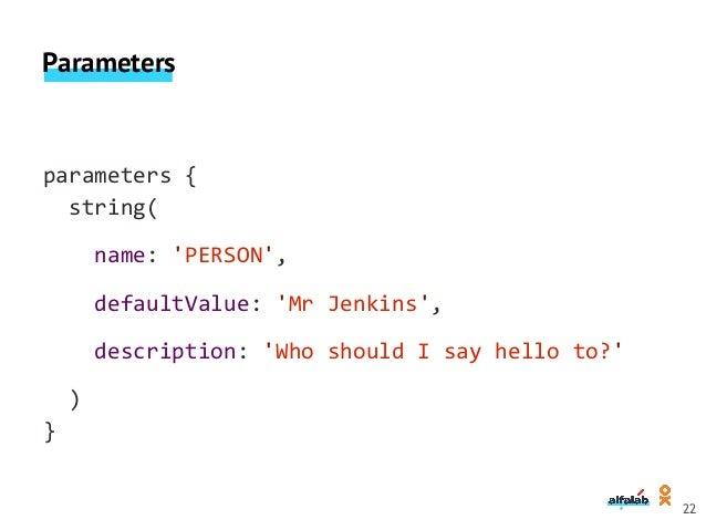 Parallel parallel ( linux: { build job: 'full-build-linux', parameters: [string(name: 'GIT_BRANCH_NAME', value: GIT_BRANCH...