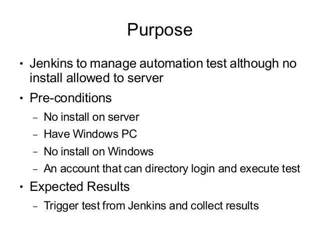 Jenkins without Install Slide 3