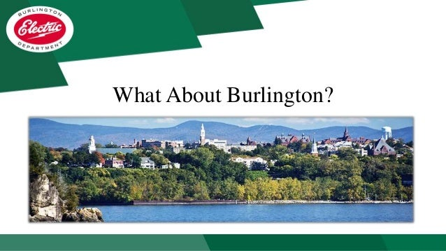 Burlington, VT Electric Bike Program, Jennifer Green Slide 3