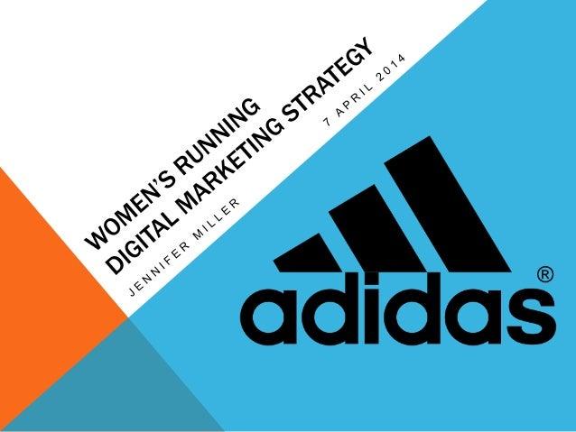 adidas online marketing
