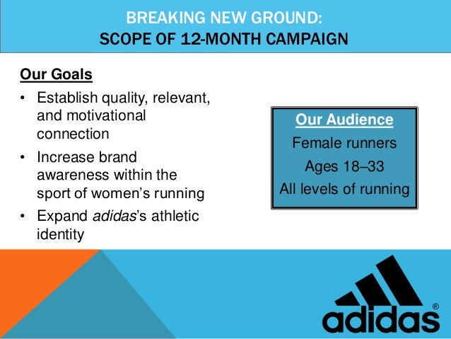marketing of adidas Check out marketing director profiles at adidas, job listings & salaries review & learn skills to be a marketing director.