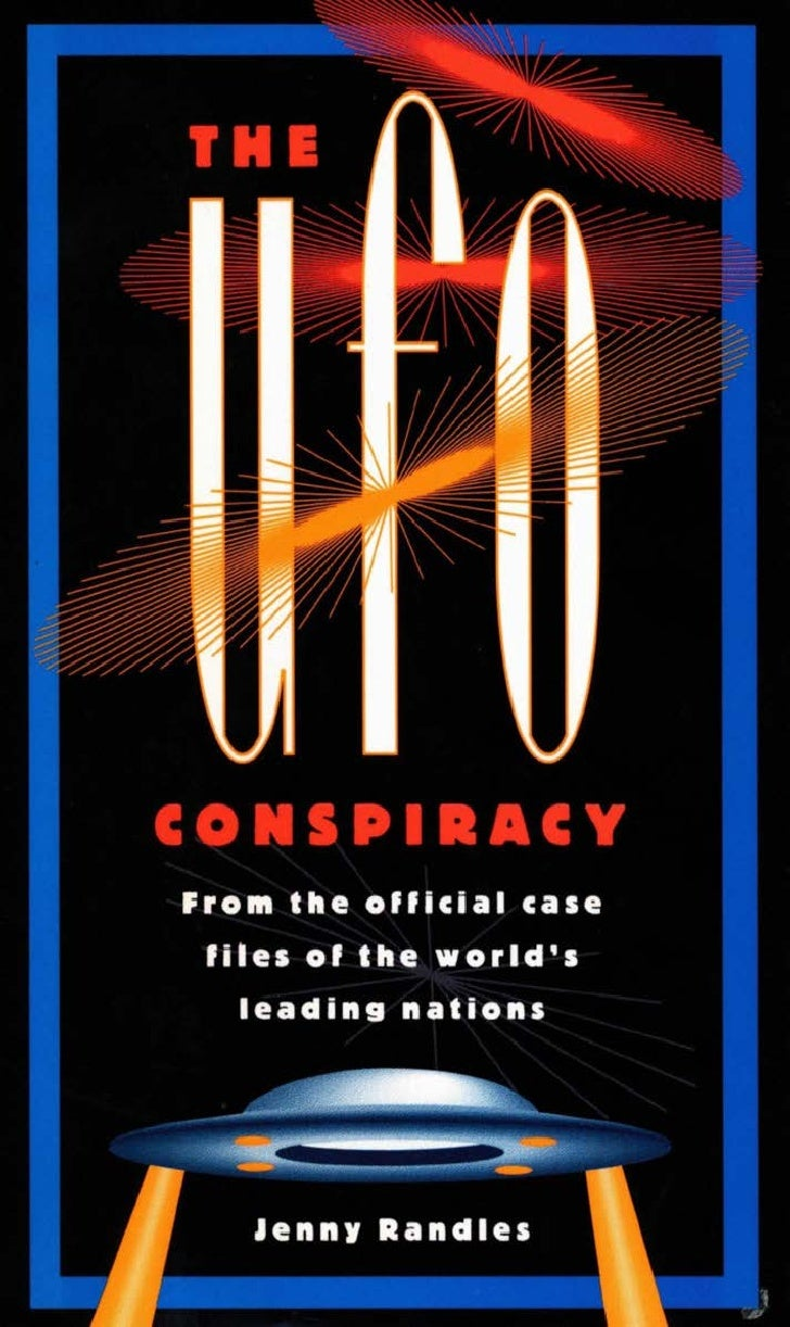 THE   UFO CONSPIRACYThe First Forty Years   JENNY RANDLES      BARNES      &..NOBLE      B   0   0   K   S      N E W   Y ...