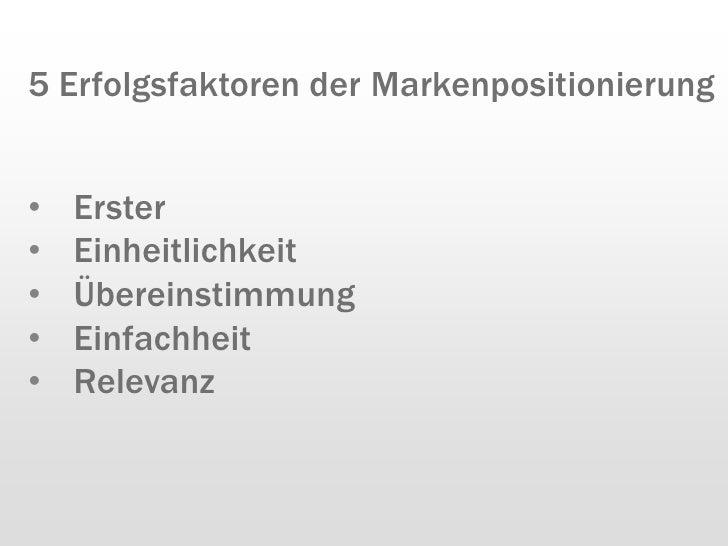 Marken-Impuls            Marken-Versprechen    Rationale Merkmale    Marken-Nutzen                                       I...