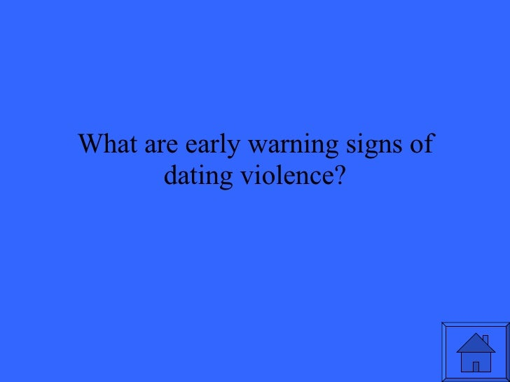 early-signs-of-dating