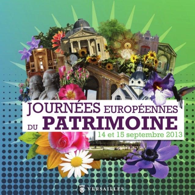 Pour leur 30e édition, les Journées européennes du Patrimoine ont pour thème « La protection du Patrimoine », en référence...