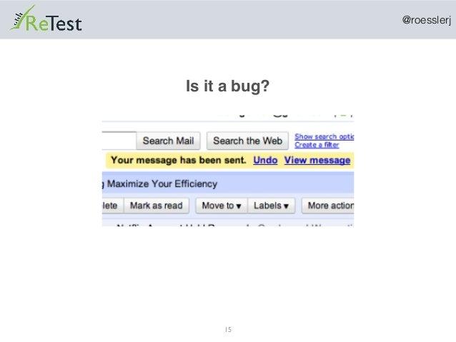 @roesslerj 15 Is it a bug?