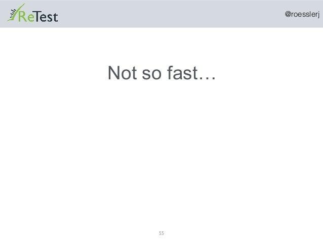 @roesslerj 55 Not so fast…