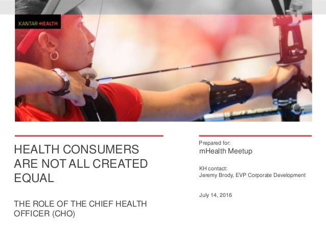mHealth Israel_Kantar Health_Jeremy Brody, EVP Corporate