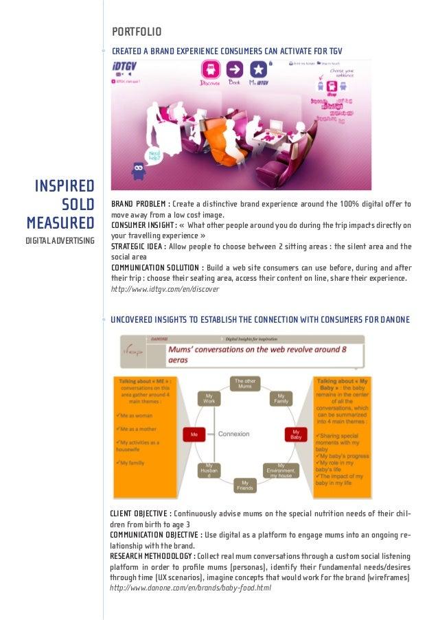 Jeremy dumont, digital strategic planner Slide 3