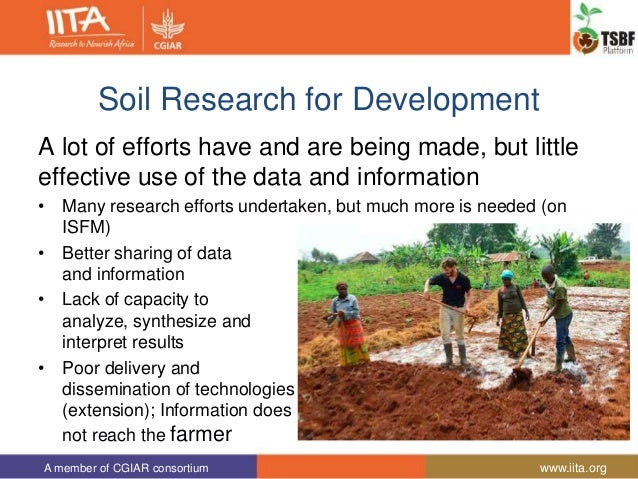 soil term paper The purpose of this paper is  coined the term 'regenerative organic agriculture  regenerative and agroecological systems can increase soil organic.