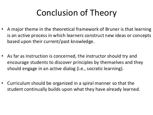 jerome bruner language acquisition theory