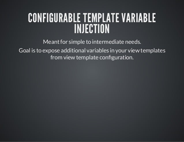 Increase ez power with ezcoreextrabundle presented by for Twig template variables