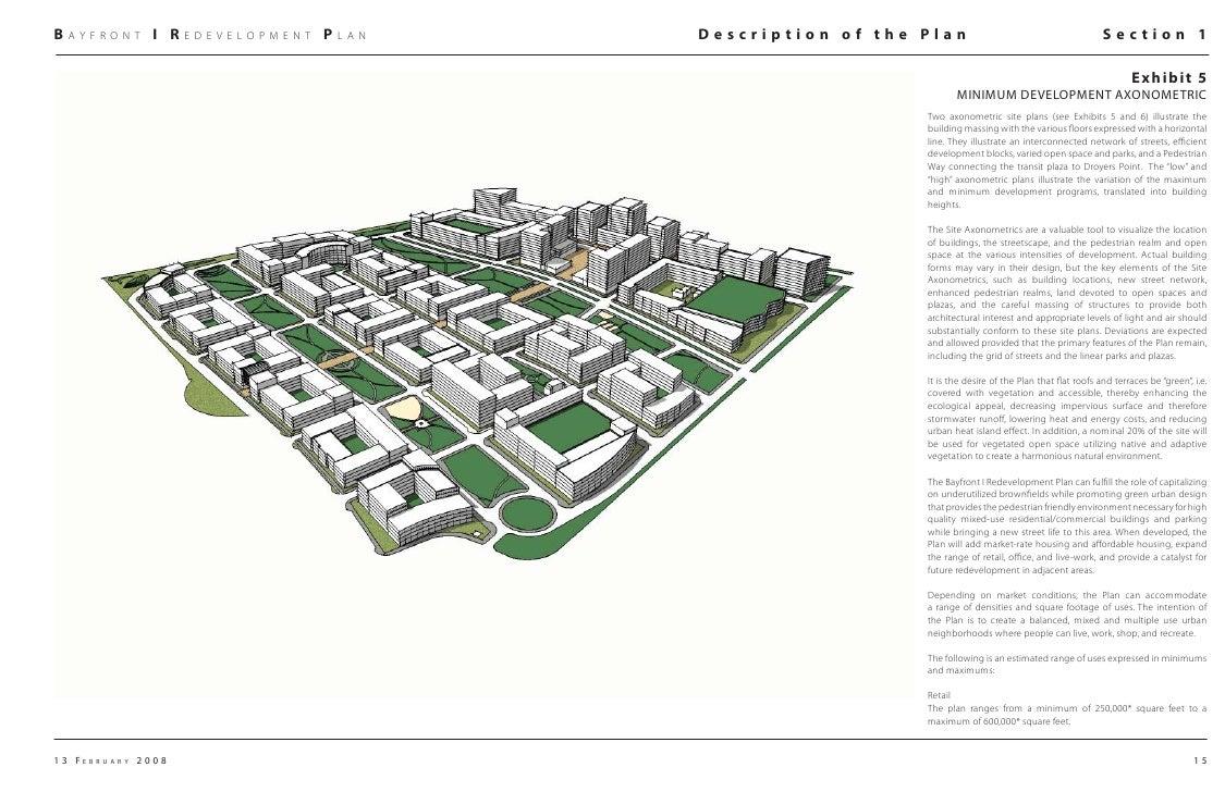 Jersey City Real Estate Bayfront Redevelopment Plan