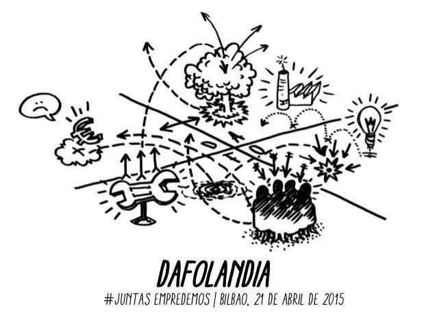 DAFOLANDIA#JUNTAS EMPREDEMOS | Bilbao, 21 de abril de 2015