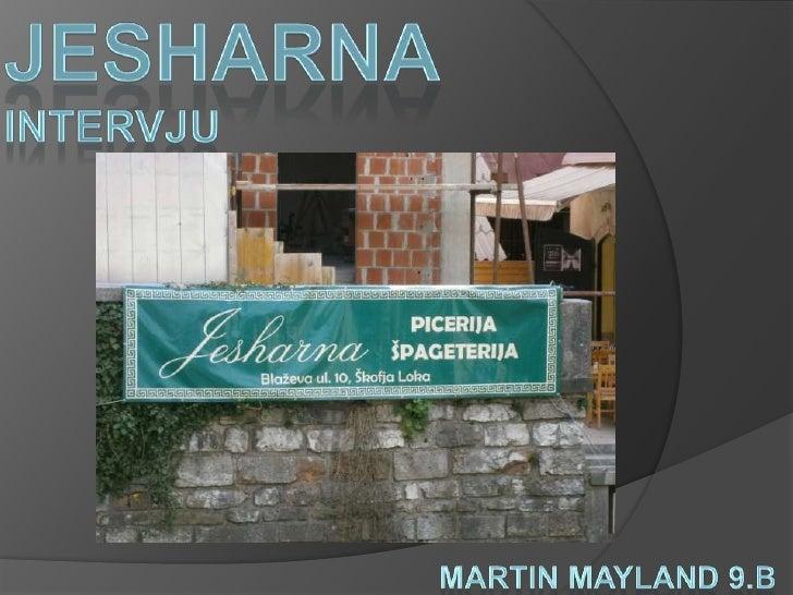 Jesharna