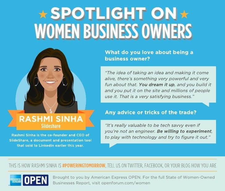 OPEN Forum: Women Business Owners