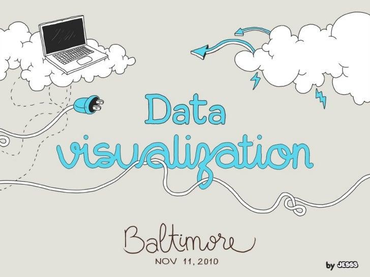 data visualization      bmore edition
