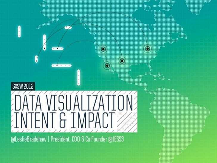 How Brands Can Use Data Visualization to Make an Impact