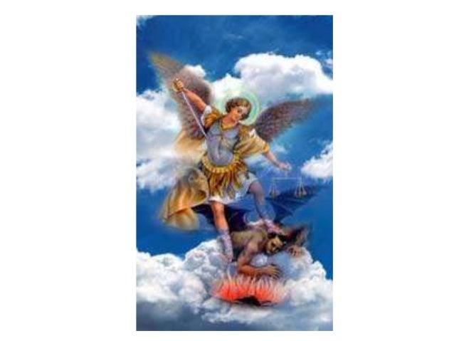 Jesús el arcángel miguel segun los testigos de Jehova Slide 3