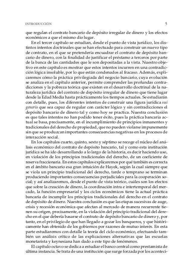 Dinero, Credito Bancario Y Ciclos Economicos
