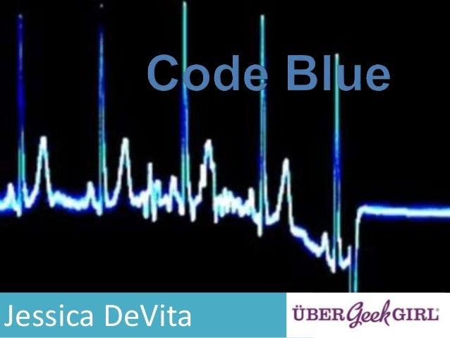code blue devops days scv