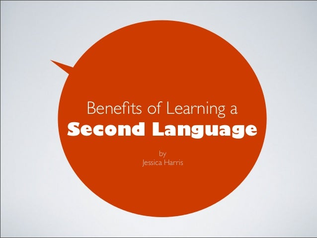 how people benefit from learning a second language In their experiment, one group of volunteers learned through explanations of the rules of the language, while a second group learned by being immersed in the language, similar to how we all learn.
