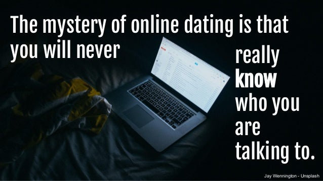 Drawbacks of online dating