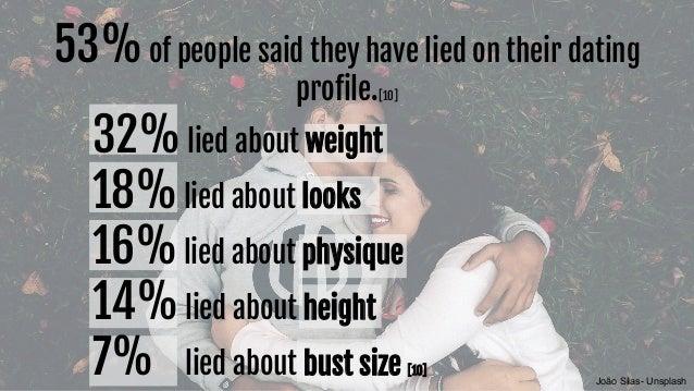 woman dating profile