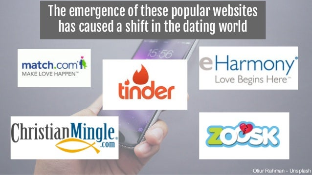 Drawbacks to online dating