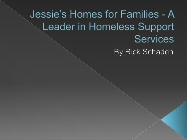 An organization that supports families in need in Colorado, Jessie's Homes for Families works hard to deliver nutrition, s...