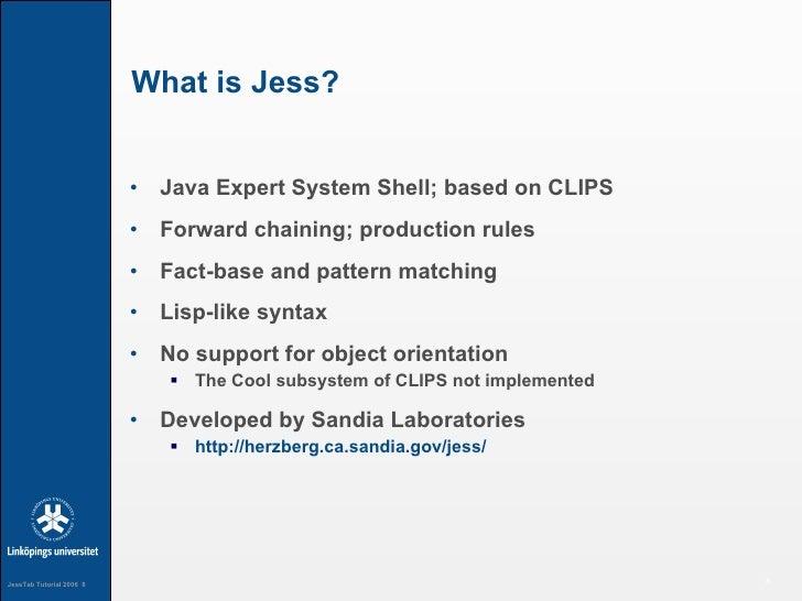 Jess tab tutorial.