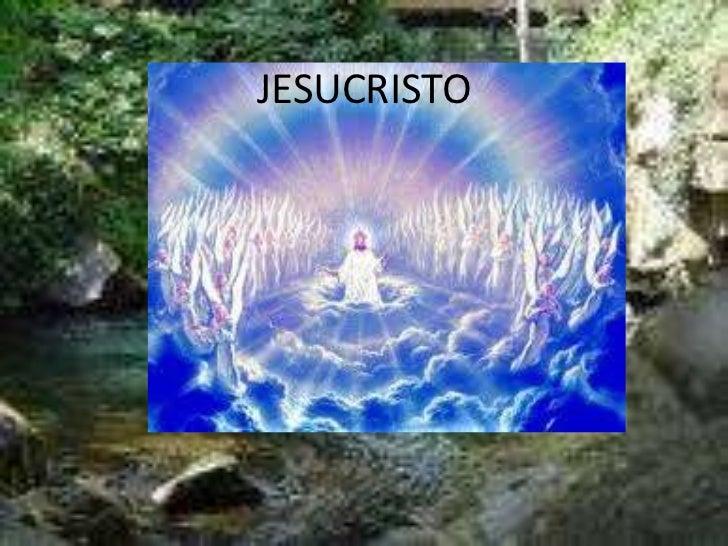JESUCRISTO<br />