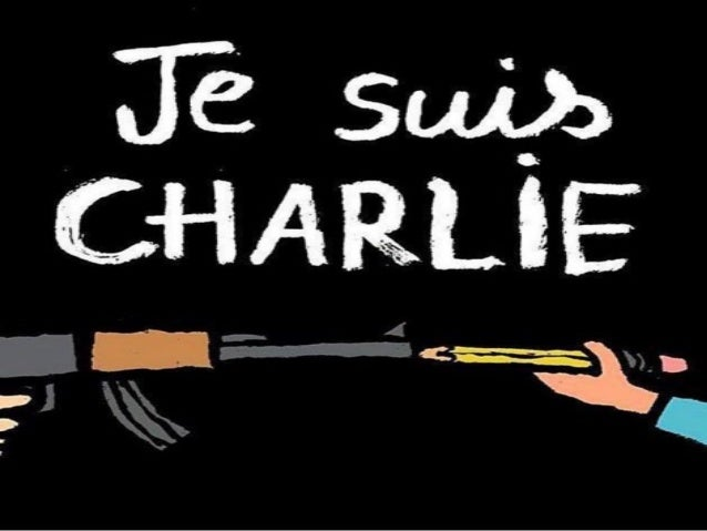 Je suis Charlie - Hommage