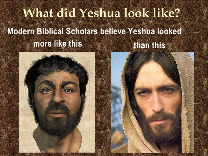 Image result for what jesus actually looked like