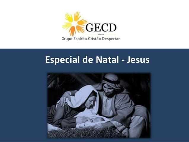 Dubai, 14/12/2014 Especial de Natal - Jesus