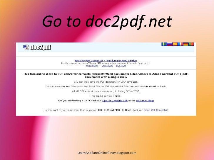 pdf portable document format free