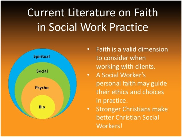 Jesus Christ Social Worker?