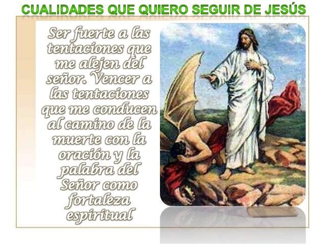 Jesus como modelo de hombre