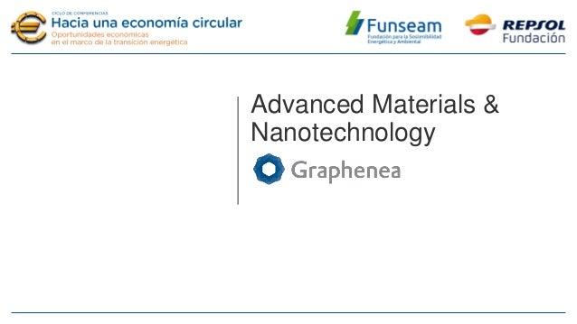 Advanced Materials & Nanotechnology