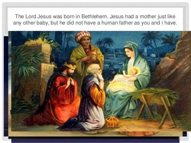 Jesus died of my sin
