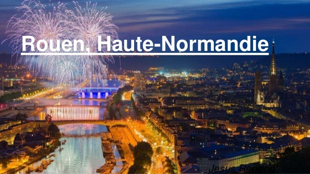 Rouen, Haute-Normandie Jesus Rendon
