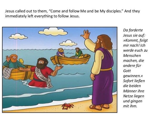 Jünger von jesus