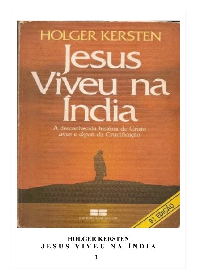 HOLGER KERSTENJESUS VIVEU NA ÍNDIA         1