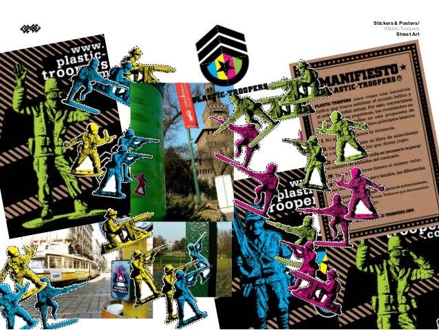 Stickers & Posters/     Plastic-Troopers           Street Art