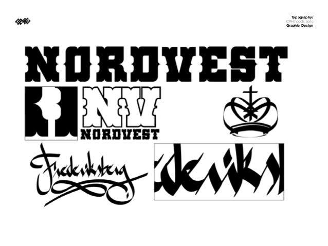 Typography/CPH hoods serieGraphic Design