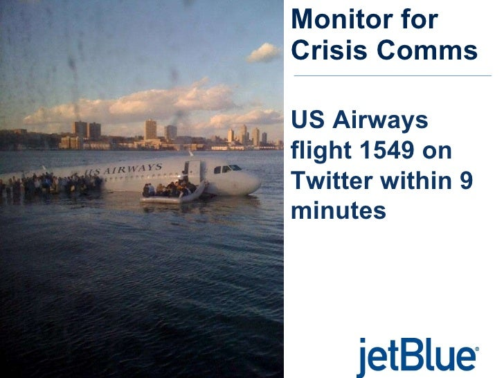 jetblue crisis feb 2007 synopsis The new world of crisis management the internet has changed the nature of calamity, says a new breed of disaster masters for the worse  feb 20, 2007  the company had stranded more than 100,000 travelers after bad weather decimated its operating ability--in one case jetblue passengers were left on a snowed-in runway for more than nine hours.