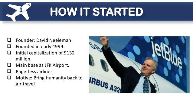 JetBlue Airways: Starting from Scratch HBS Case Analysis