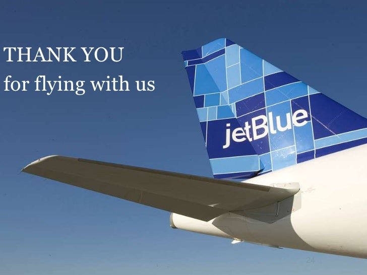 jetblue airways case study solution Free case study solution & analysis | caseforestcom jetblue is a low-cost domestic airline in the united states that utilizes a combination of low-cost and value-added differentiation as its market strategy.