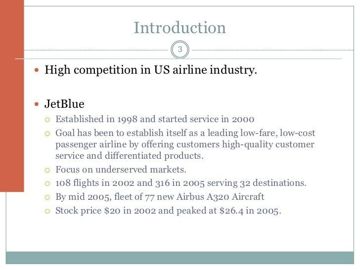 jetblue airways growing pains case analysis